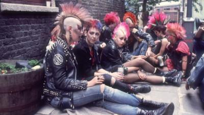 Punk 6 Entrance
